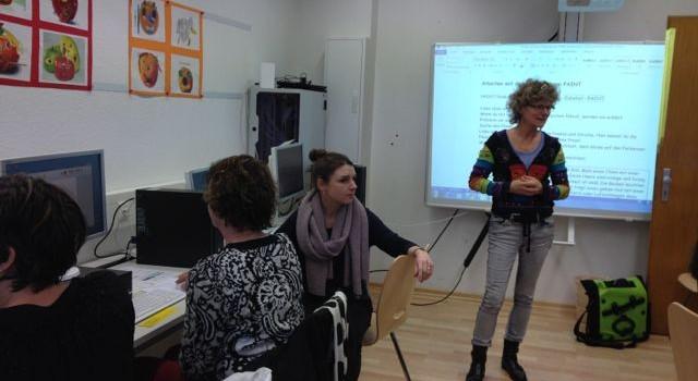 Fortbildung Medien Referenzschule